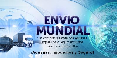 Envio Mundial en TuCanarias.com