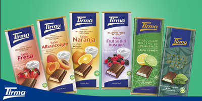 Chocolatinas y Ambrosias Tirma de Canarias en TuCanarias.com