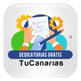 TuCanarias.com Dedicatorias Gratis en tus Regalos a familiares, compañeros, clientes y empleados