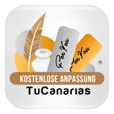 TuCanarias.com Anpassung Geschenke Frei, Hochzeit, Kongress, Celebrations, ...