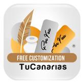 TuCanarias.com Customized Gift Free, Weddings, Congress, Celebrations, ...