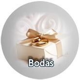 Regalos de Bodas y Celebraciones personalizados y arras